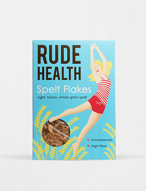 Rude health / Flocons d'épeautre croustillants