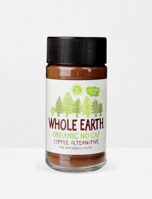 "Whole Earth ""no caf"" / Alternative au café Bio"