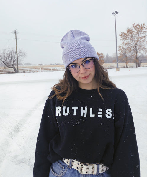 Ruthless Crewneck