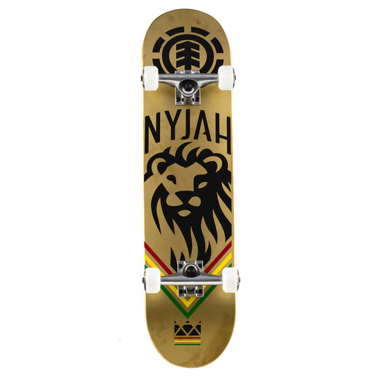 ELEMENT SKATEBOARDS NYJAH 'KING' COMPLETE 7.75