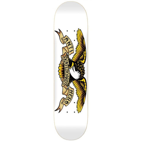 ANTI HERO DECK CLASSIC EAGLE WHITE 8.75