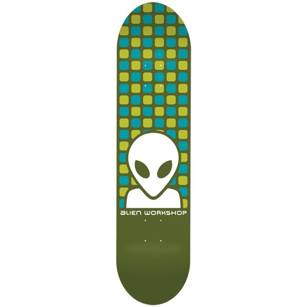 ALIEN WORKSHOP DECK MATRIX 8.25