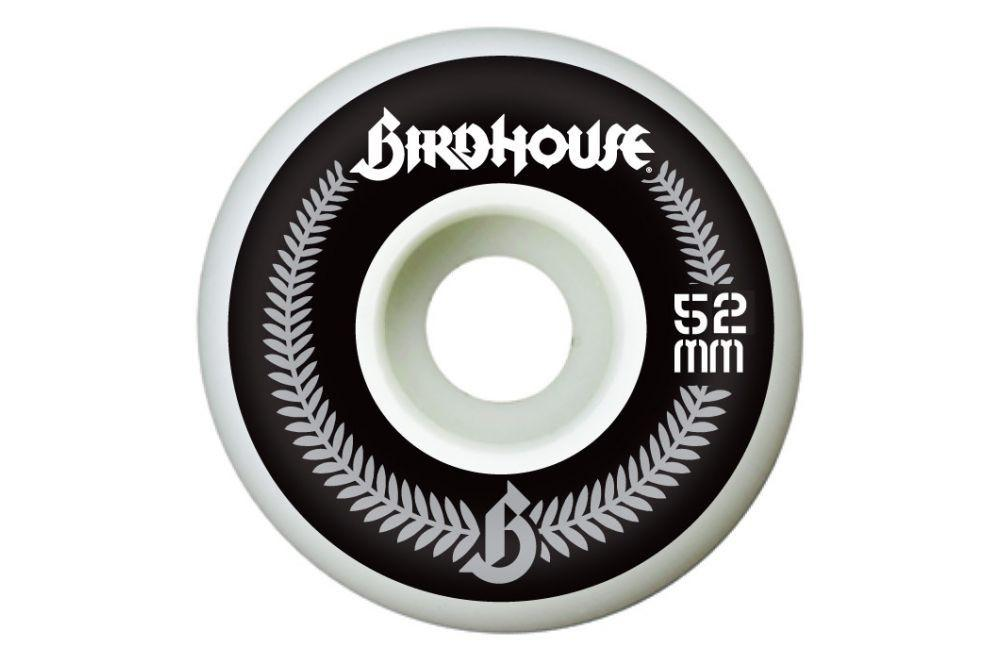 BIRDHOUSE SKATEBOARD WHEEL CREST 53MM
