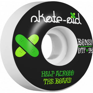 BONES WHEELS STF X SKATE AID 2 54MM V1