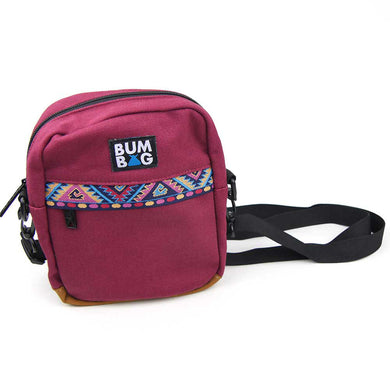 BUMBAG THORNBERRY COMPACT XL RED