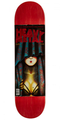 DARKSTAR DECK HEAVYMETAL 2 R7 KECHAUD 8.25