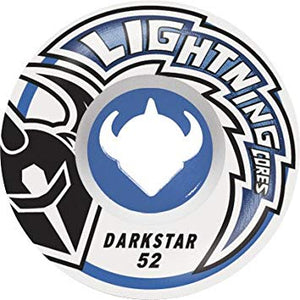 DARKSTAR WHEELS LIGHTNING CORE STRIKE 52MM