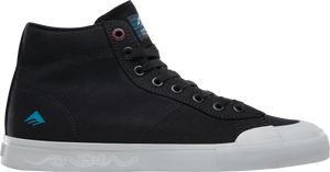 EMERICA SHOES INDICATOR HIGH X TOY MACHINE BLACK/GREY
