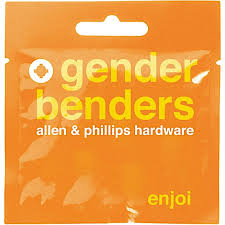ENJOI DECK BOLTS GENDER BENDER