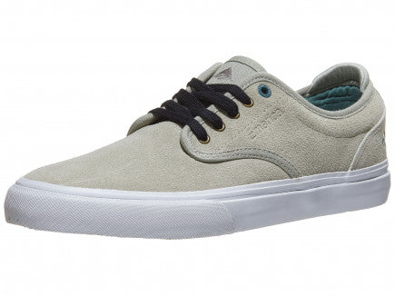 EMERICA SHOE WINO G6 TAN/WHITE
