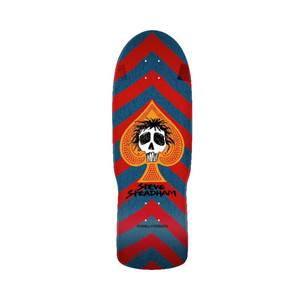 POWELL PERALTA STEADHAM SKULL AND SPADE 10.0