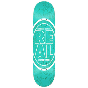 REAL DECK PP STACKED FLORAL 8.5