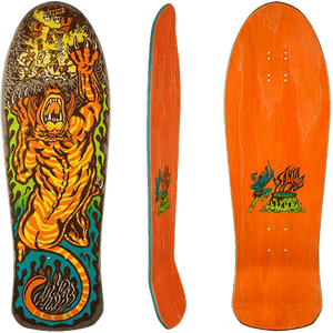 SANTA CRUZ DECK SALBA TIGER REISSUE 10.3