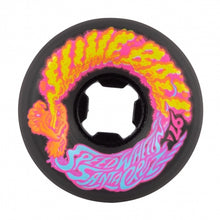 SLIME BALLS WHEELS VOMIT MINI BLACK 54MM