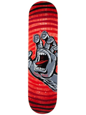 SANTA CRUZ DECK OFF HAND HARD ROCK MAPLE 8.125 X 31.7