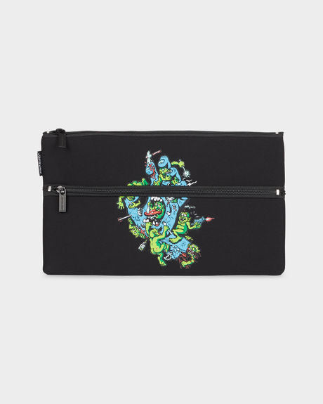 SANTA CRUZ PENCIL CASE GREMLIN BLACK