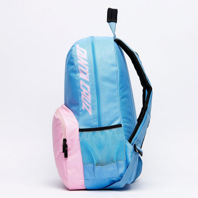 SANTA CRUZ SCREAMING HAND BACKPACK AQUA/PINK