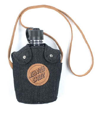 Santa Cruz Dot Squad Water Bottle