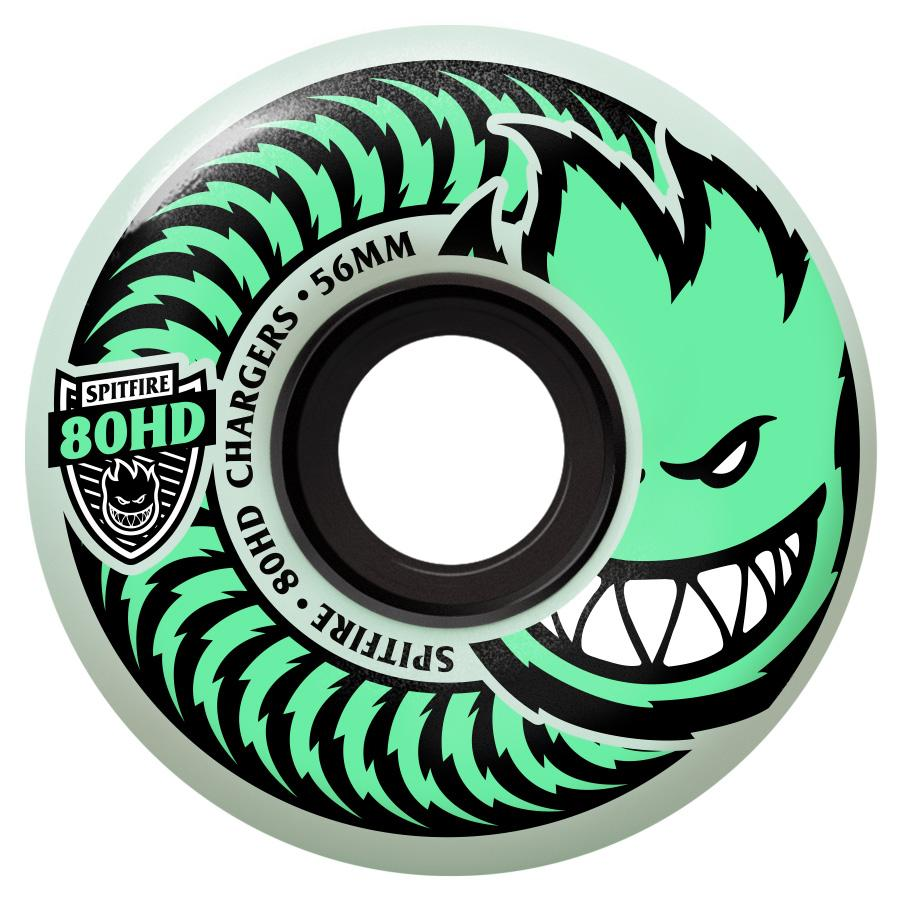 SPITFIRE WHEELS 80HD STAY LIT CHARGER 56MM