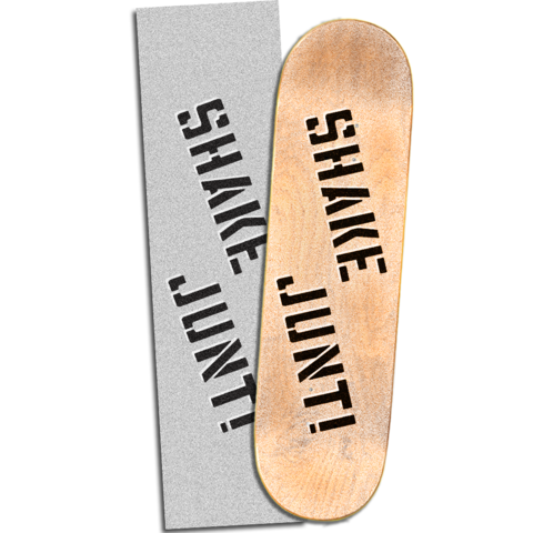 SHAKE JUNT GRIP TAPE SPRAY SHEET CLEAR