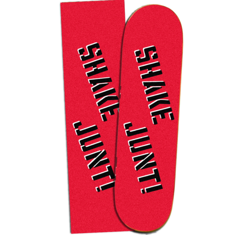 SHAKE JUNT GRIP TAPE SPRAY SHEET RED