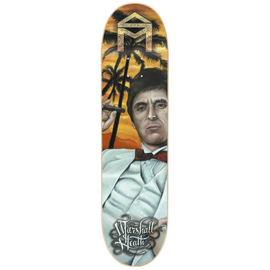 SK8MAFIA DECK FACE HEATH 8.25