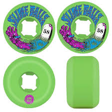 SLIME BALLS WHEELS GRAVE HAND SPEED BALLS 58MM