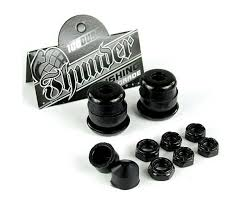 THUNDER BUSHING REBUILD KIT BLACK 100D