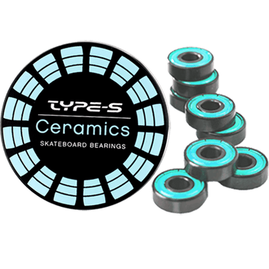 TYPE S BEARINGS CERAMIC