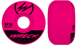 WRECK WHEELS RF ORIGINAL CUT NEON  54mm