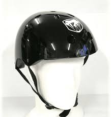 ADRENALIN HELMET SKATE AND SCOOTER BLACK