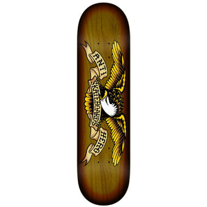 Anti Hero Sunburst Eagle Deck 8.5""
