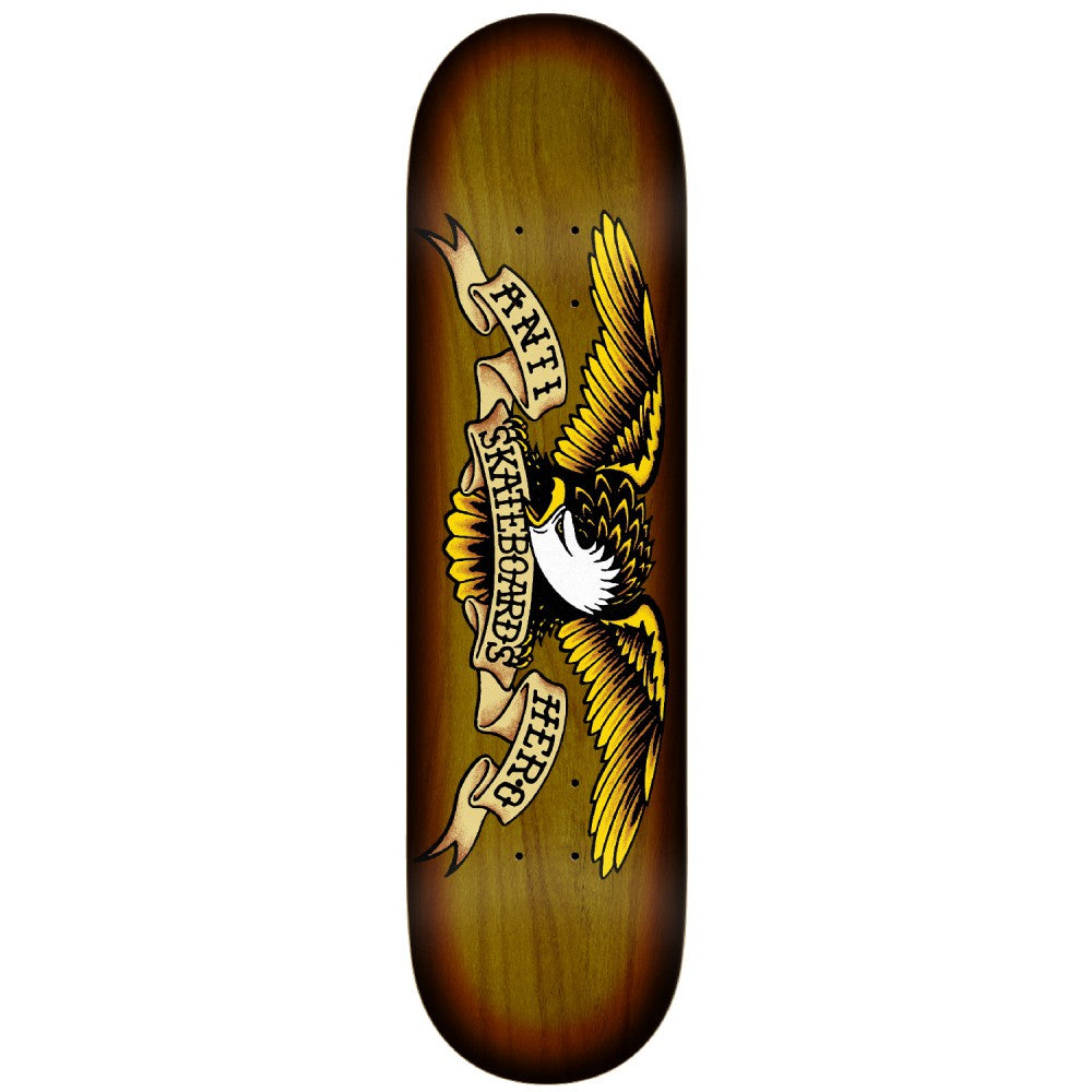 Anti Hero Sunburst Eagle Deck 8.5