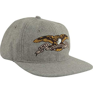ANTI HERO SNAPBACK GREY