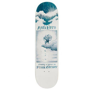 Anti Hero Deck Book of Gerwer 8.25""