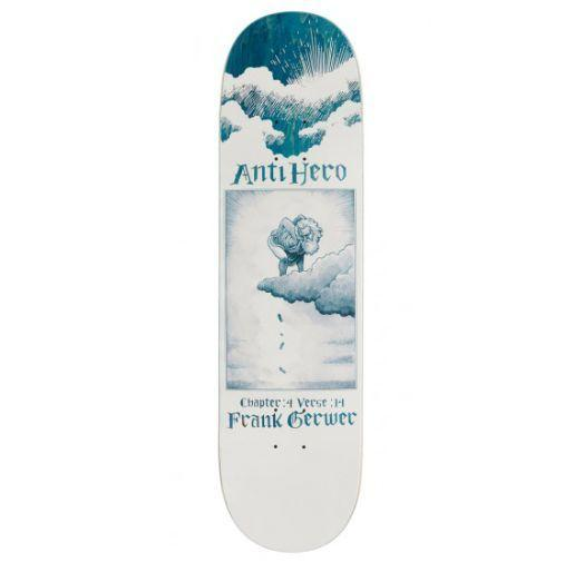 Anti Hero Deck Book of Gerwer 8.25