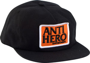 ANTI HERO 'REVERSE PATCH' CAP