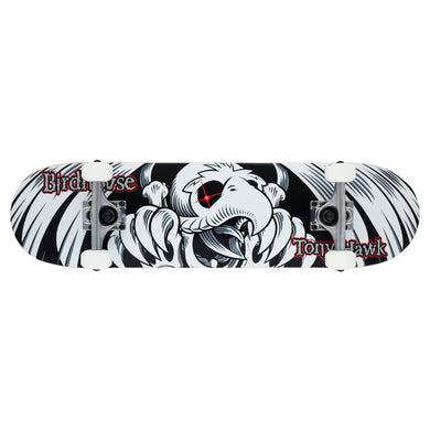 BIRDHOUSE COMPLETE LEVEL 1 FALCON 6 7.38 MINI 95A WHEELS, BIRDHOUSE TRUCKS