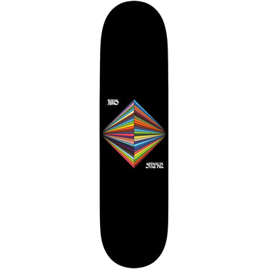 BIRDHOUSE DECK STRFKR JAWS 8.125