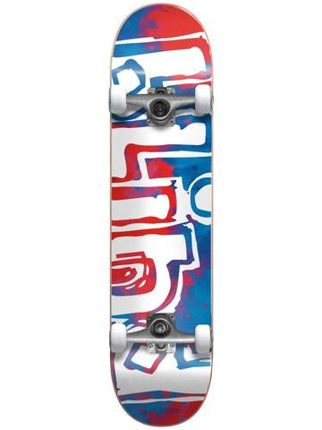 BLIND COMPLETE SKATEBOARD OG WATER COLOR FIRST PUSH 7.25