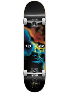 BLIND COMPLETE SKATEBOARD ODYSSEY 7.75 FIRST PUSH SOFT WHEEL