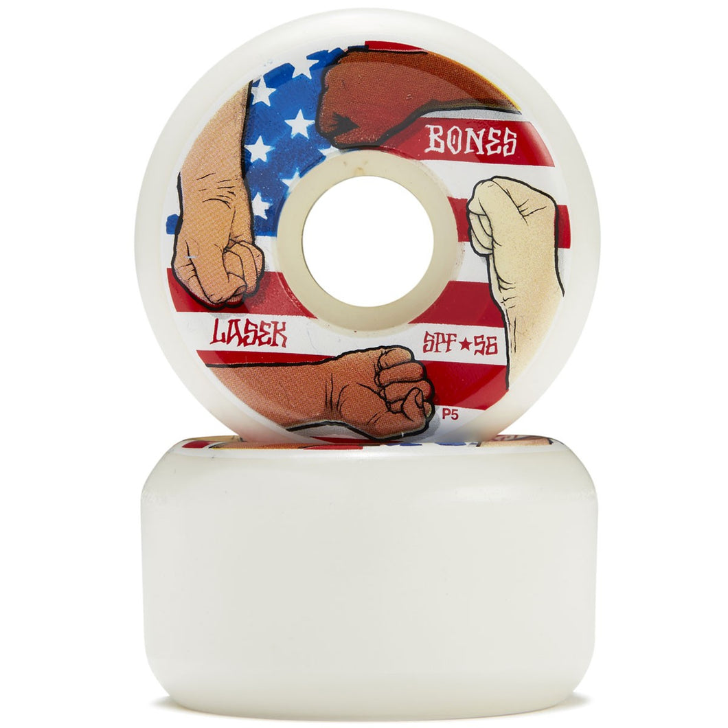 BONES WHEELS SPF LASEK UNITED 56MM