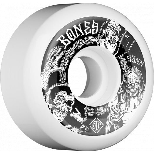 BONES WHEELS STF TERROR NACHT V5 53MM