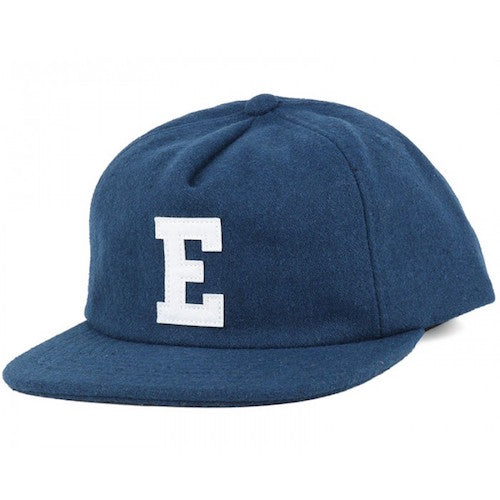 EMERICA SNAPBACK BRUISED BALL CAP