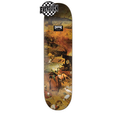 CREATURE DECK DEATH RIDES LG EVERSLICK 8.5 X 32.25