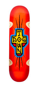 DOGTOWN DECK SPRAY CROSS LOOSE TRUCKS 8.5 X 32.5
