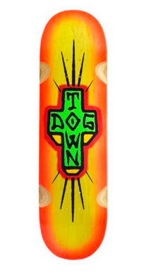 DOGTOWN DECK SPRAY CROSS LOOSE TRUCKS 8.75 X 32.75