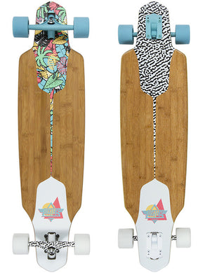DUSTERS LONGBOARD CHANNEL JIGGY 38.0
