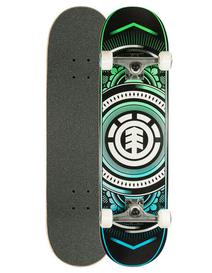 ELEMENT SKATEBOARD HATCHED COMPLETE 8''