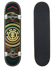 ELEMENT SKATEBOARDS HATCHED RED COMPLETE 8''